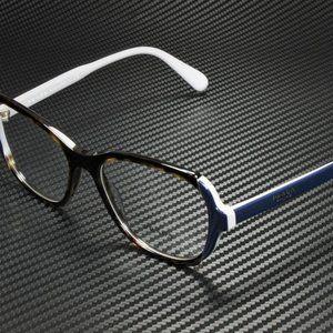 Prada Women's Havana Blue and Grey Eyeglasses!